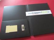 USB Mappen und Visitenkarten